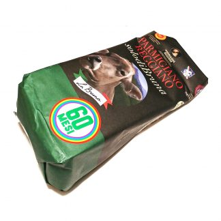 Parmigiano Reggiano SolodiBruna stagionatura 60 mesi