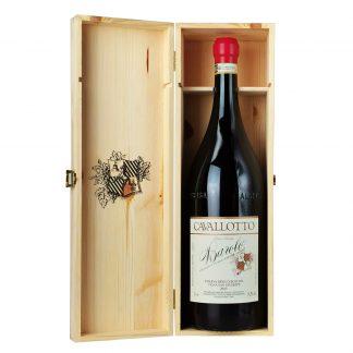 Cavallotto Barolo Riserva Bricco Boschis Vigna San Giuseppe 2013 Doppia Magnum cassa in legno
