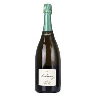Marguet Champagne Extra Brut Grand Cru Ambonnay 2015 Magnum