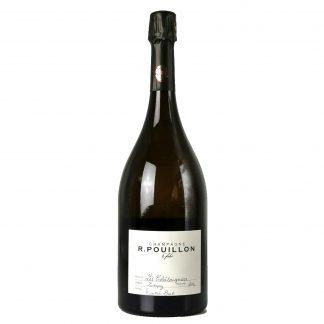 Pouillon Champagne Extra Brut Blanc de Noirs Les Chataigniers 2016 Magnum astuccio