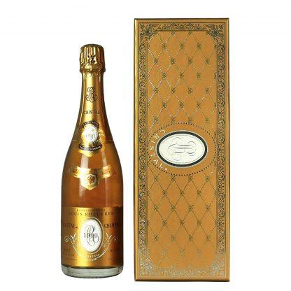 Cristal Champagne Brut 1990