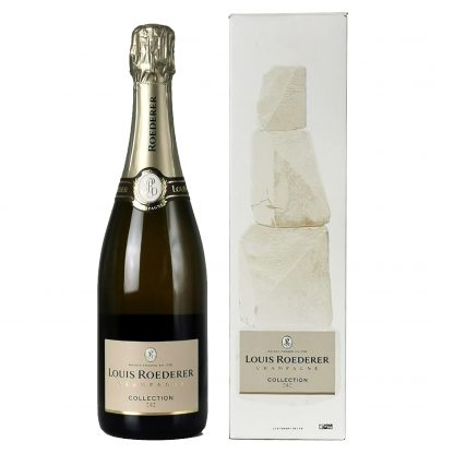 Louis Roederer Champagne Brut Collection 242 astuccio
