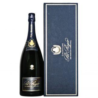 Pol Roger Champagne cuvée Sir Winston Churchill 2009 Magnum