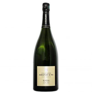 Agrapart Champagne Blanc de Blancs Extra Brut Grand Cru Mineral Magnum