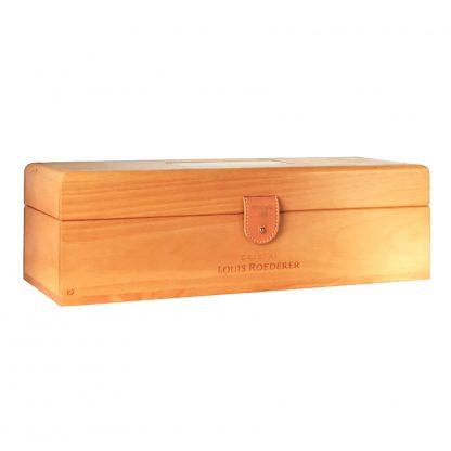 Louis Roederer Champagne Cristal Millesime 2004 Magnum cofanetto