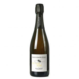 Rémi Leroy Champagne Brut Mer Sur Mont